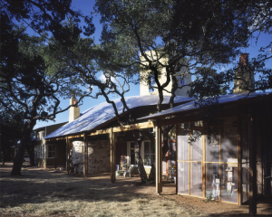 Moonrise Ranch by François Lévy and Mark Winford. Photo by Paul Bardagjy.
